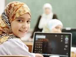 Хиджаб в школе