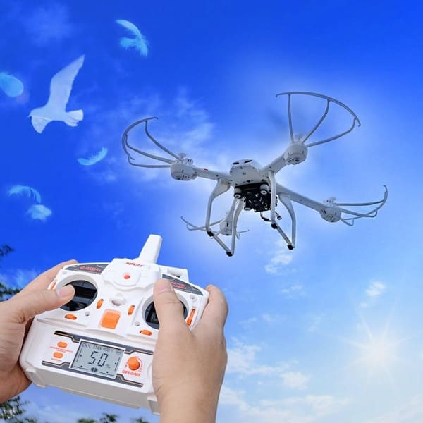 Летите в небо, новые технолгии!